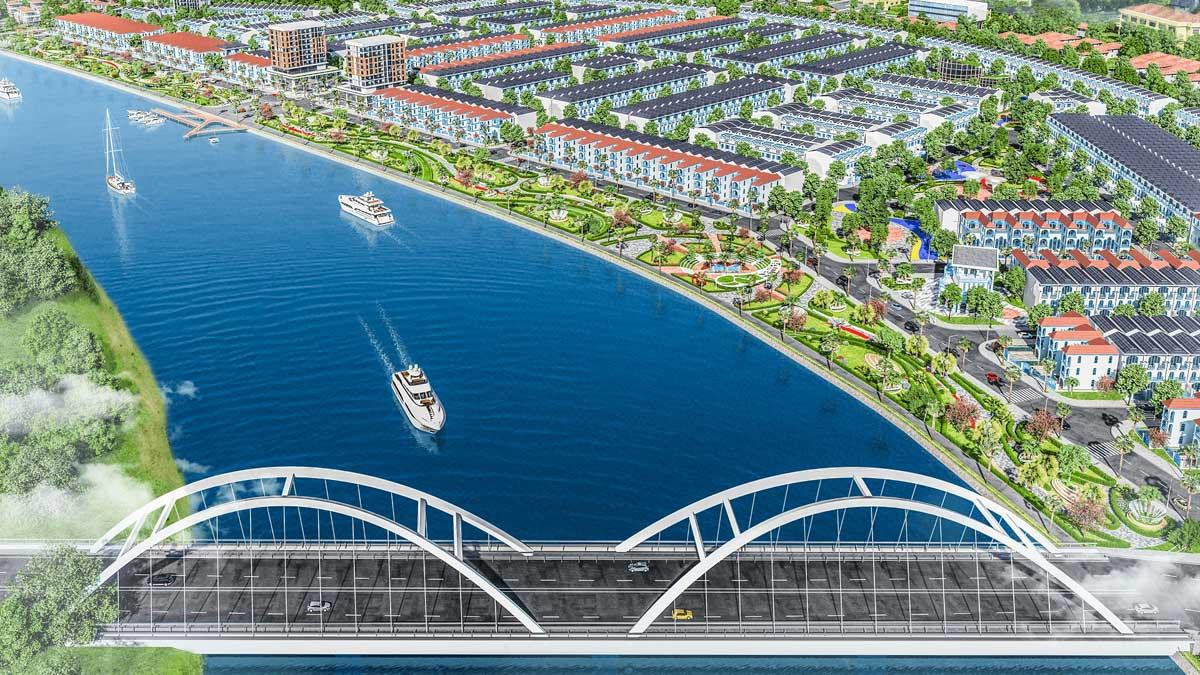 ben du thuyen mallorca river city - MALLORCA RIVER CITY