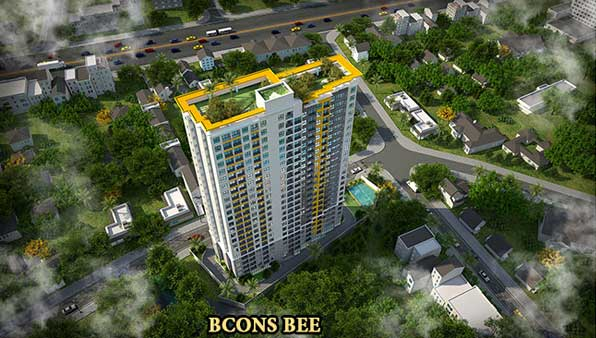 can ho bcons bee binh duong - BCONS PLAZA