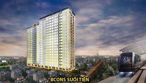 can ho bcons suoi tien moi - BCONS PLAZA