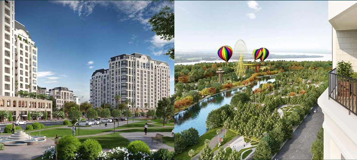 can ho river garden residences om tron 2 cong vien lon - RIVER GARDEN RESIDENCES