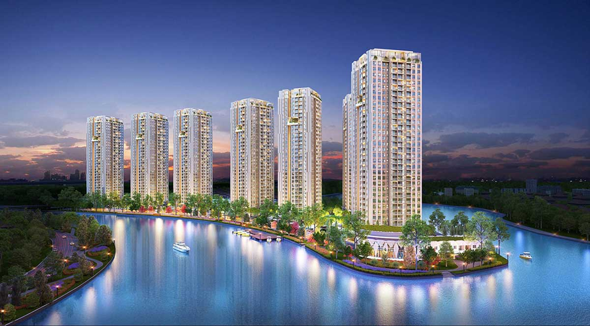 du an can ho Gem Riverside quan 2 - Gem Riverside Quận 2