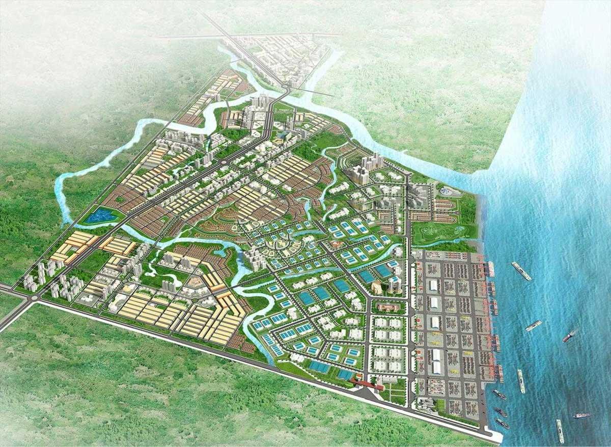 Dự án Khu công nghiệp Đông Nam Á Long An