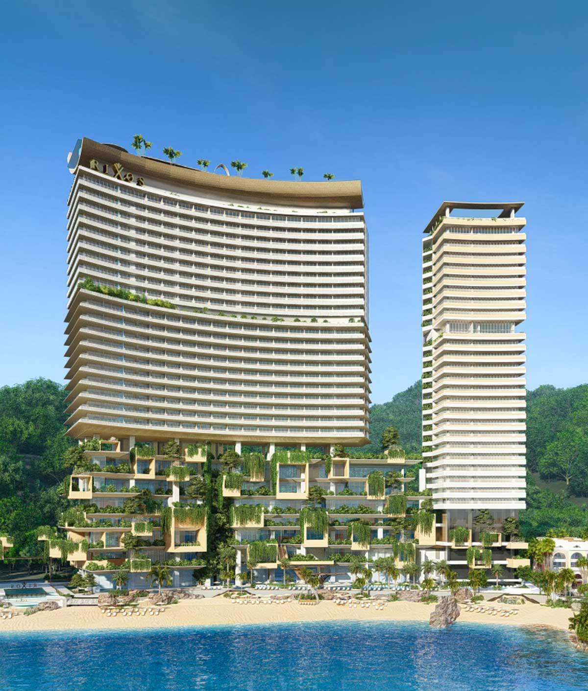 khu can ho condotel 5sao tai Vega City Nha Trang - Vega City Nha Trang