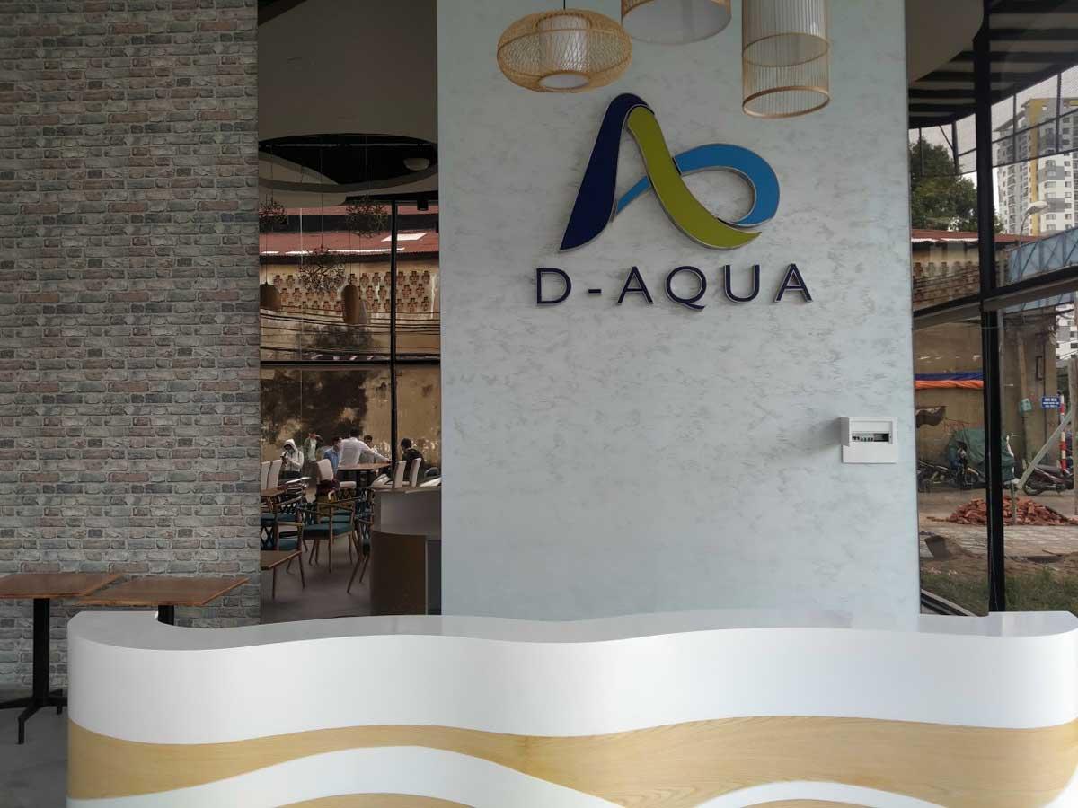 Giá bán D AQua