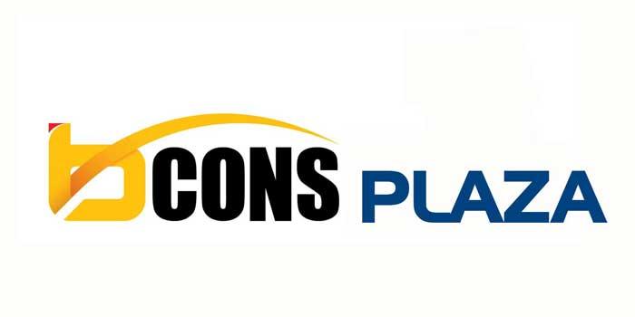 logo bcons plaza - BCONS PLAZA