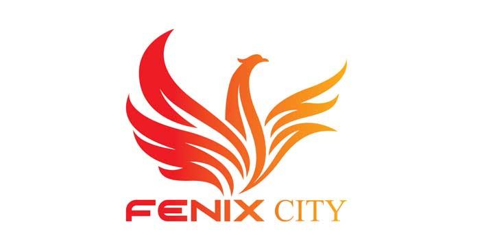 logo fenix city - Fenix City Hậu Giang