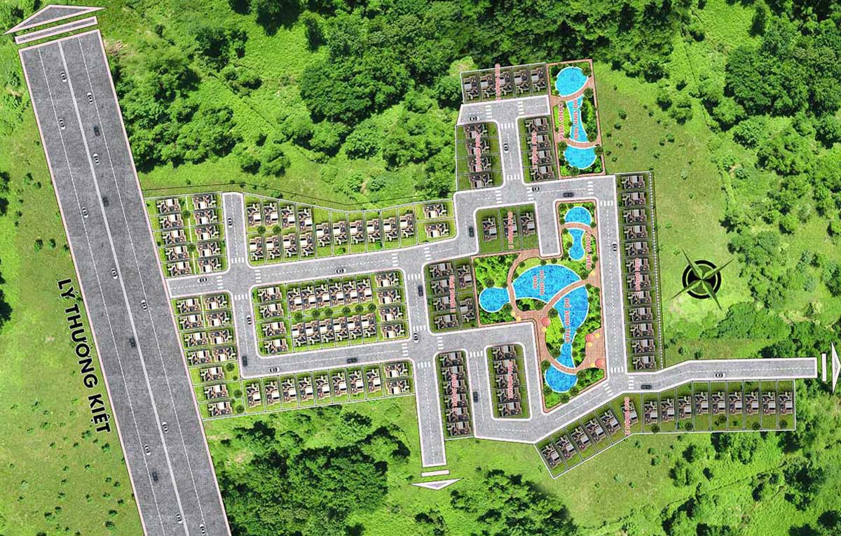 mat bang tong the du an pine valley bao loc 2020 - BẢO LỘC GREENWICH