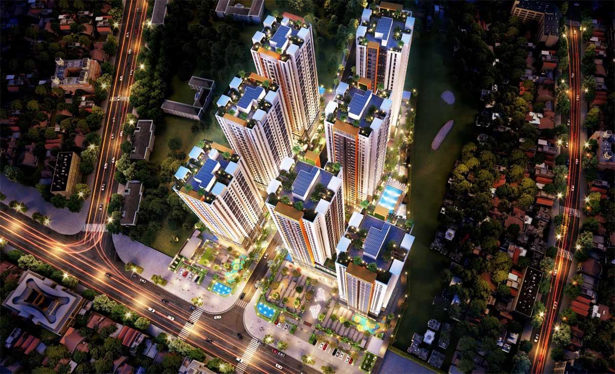 Dự án Căn hộ Chung cư V-CitiLight Biên Hòa Đồng Nai