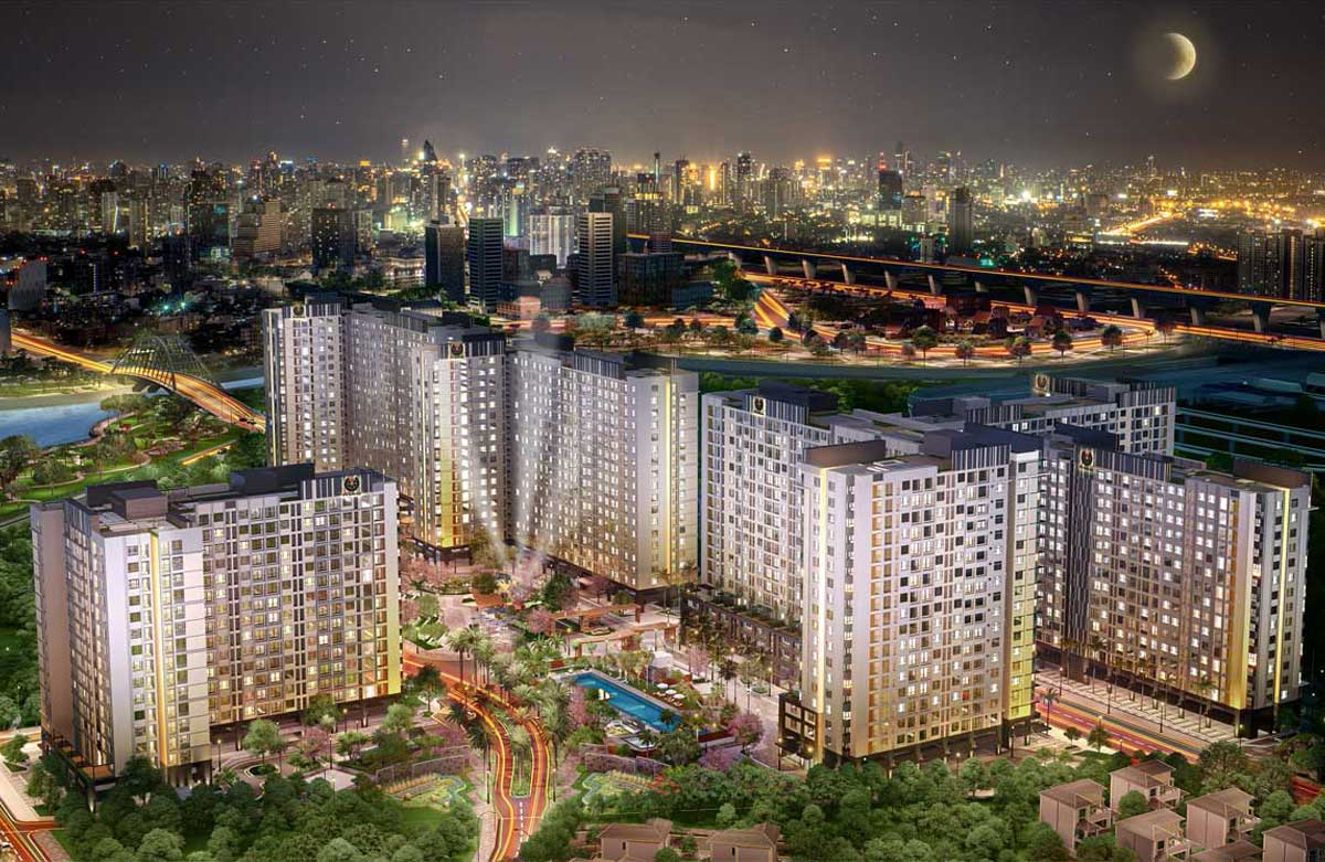 phoi canh picity high park quan 12 2020 - PICITY HIGH PARK QUẬN 12