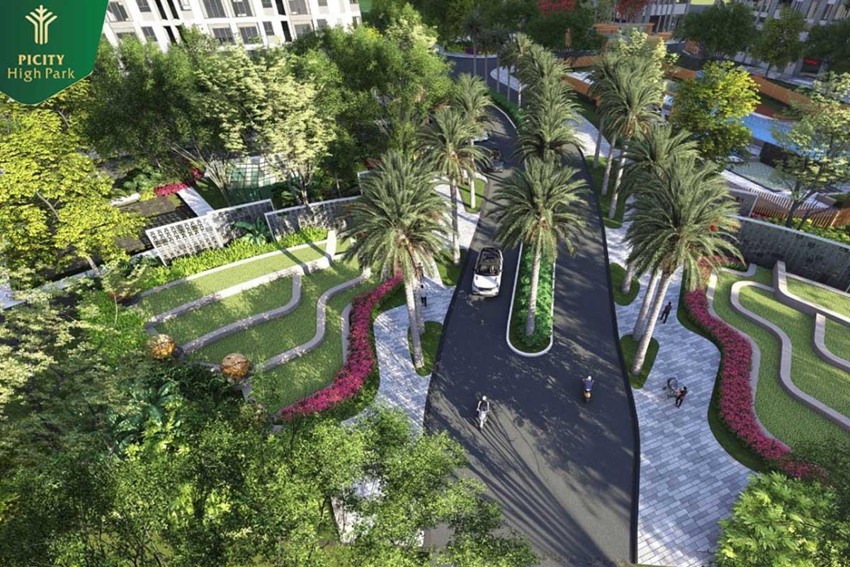 ruong bac thang tai picity high park 2020 - PICITY HIGH PARK