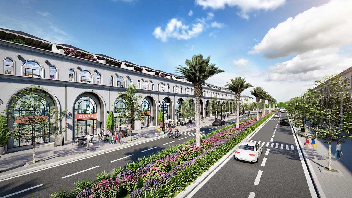 shophouse Thanh Son Riverside Garden - Thanh Sơn Riverside Garden