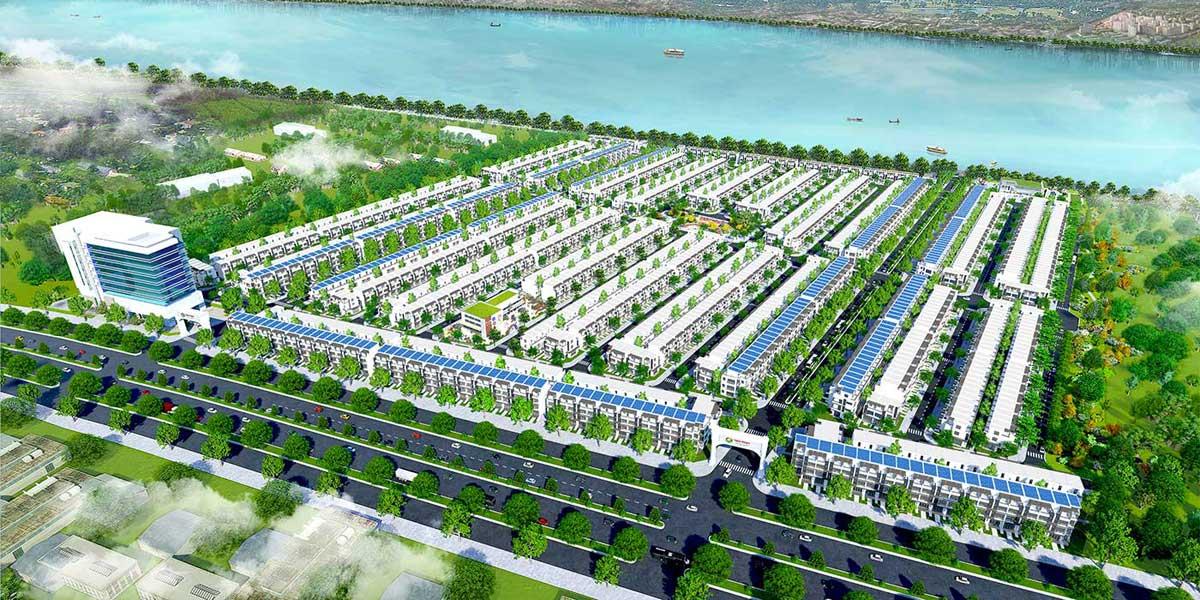 toan canh du an fenix city - Fenix City Hậu Giang