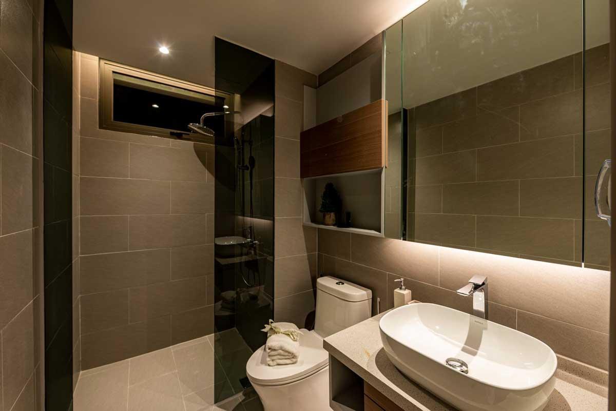 toilet nha pho the standard binh duong - THE STANDARD CENTRAL PARK BÌNH DƯƠNG