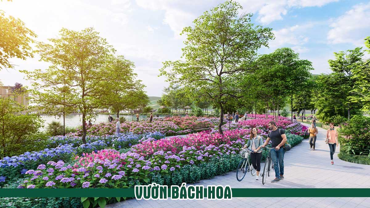 vuon bach hoa Thanh Son Riverside Garden - vuon-bach-hoa-Thanh-Son-Riverside-Garden