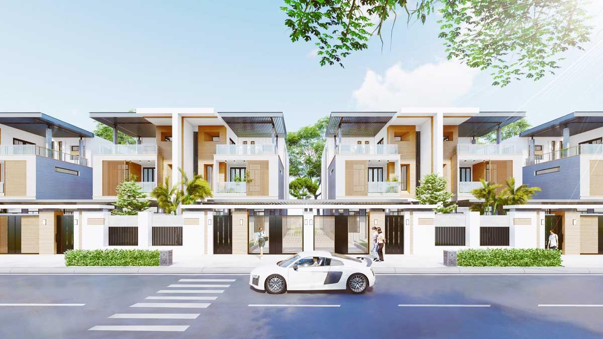 Biet thu Takara Residence Binh Duong - TAKARA RESIDENCE CHÁNH NGHĨA THỦ DẦU MỘT BÌNH DƯƠNG