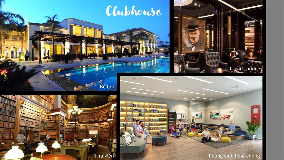 Clubhouse – Be boi – Cigar Lounge – Thu vien – Phong sinh hoat chung - KOSY CITY BEAT THÁI NGUYÊN