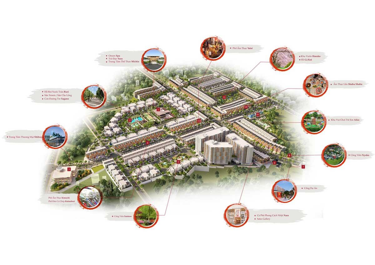 He thong tien ich noi khu Du an Nha pho Biet thu Takara Residence Chanh Nghia Thu Dau Mot Binh Duong - Hệ-thống-tiện-ích-nội-khu-Dự-án-Nhà-phố---Biệt-thự-Takara-Residence-Chánh-Nghĩa-Thủ-Dầu-Một-Bình-Dương