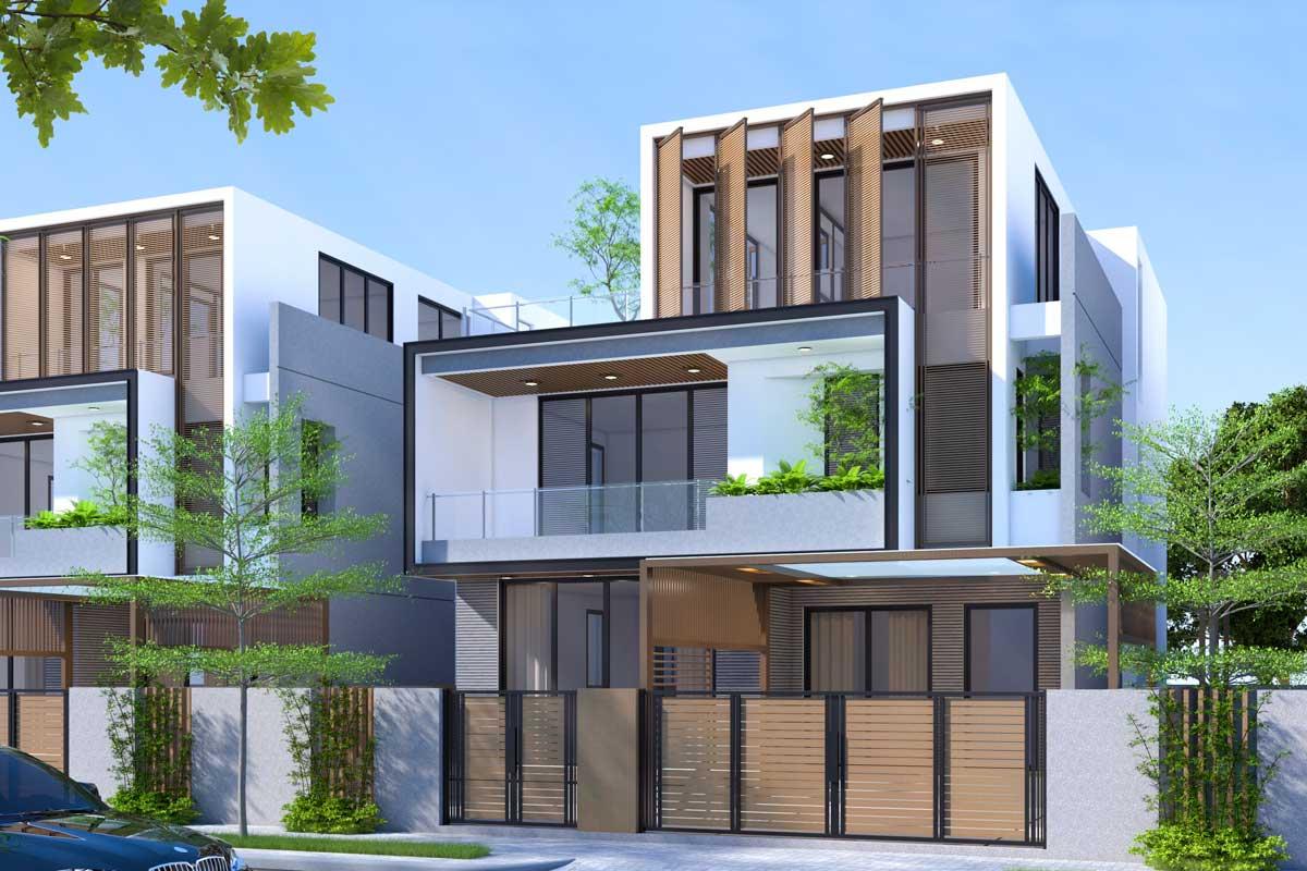 Khu Biet thu Takara Residence Binh Duong - TAKARA RESIDENCE CHÁNH NGHĨA THỦ DẦU MỘT BÌNH DƯƠNG