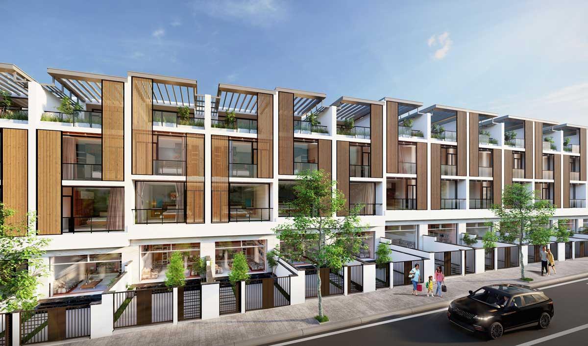 Nha pho Townhouse Takara Residence Binh Duong - TAKARA RESIDENCE CHÁNH NGHĨA THỦ DẦU MỘT BÌNH DƯƠNG
