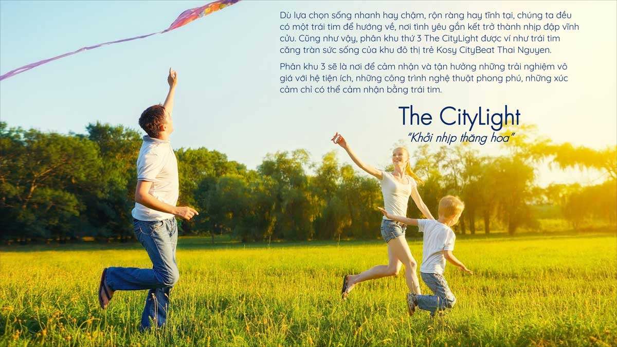 The CityLight - KOSY CITY BEAT THÁI NGUYÊN