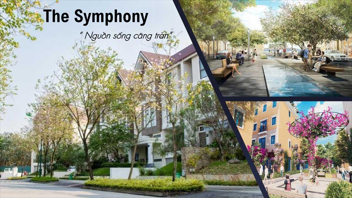 The Symphony - KOSY CITY BEAT THÁI NGUYÊN