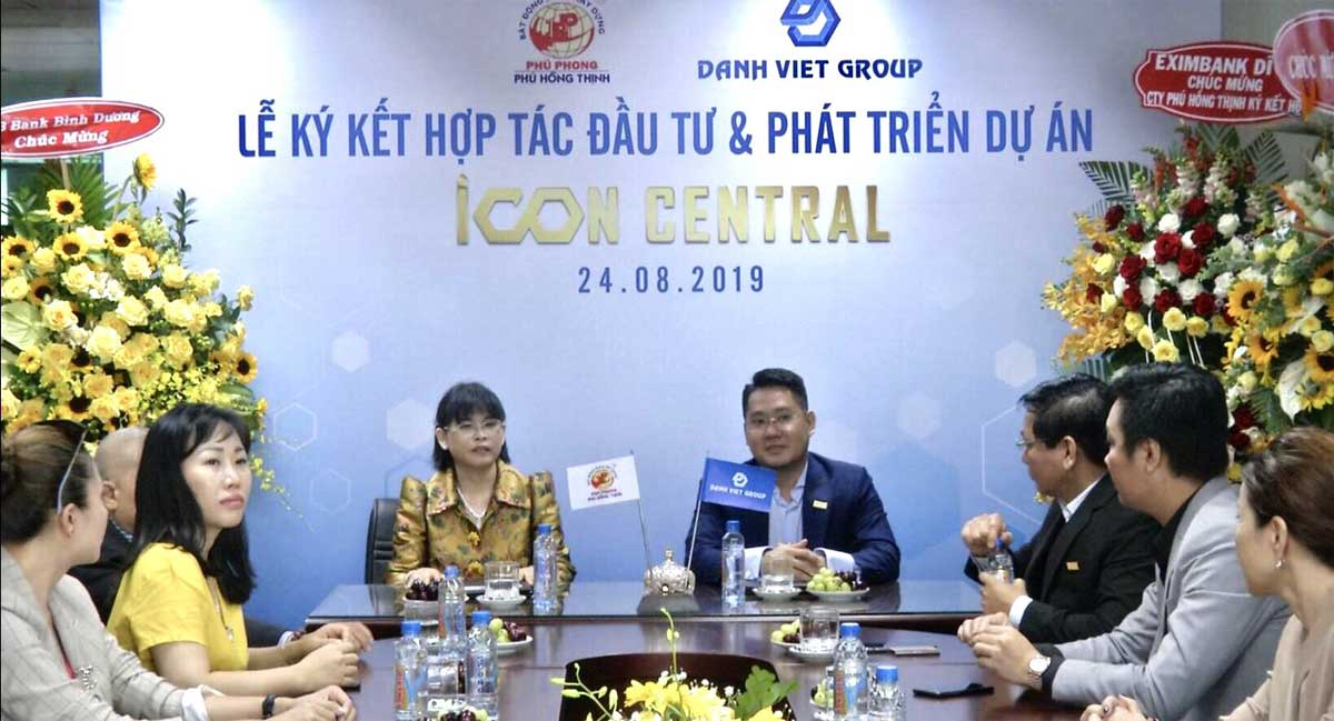 danh viet group - CÔNG TY CỔ PHẦN DỊCH VỤ BẤT ĐỘNG SẢN DANH VIỆT GROUP