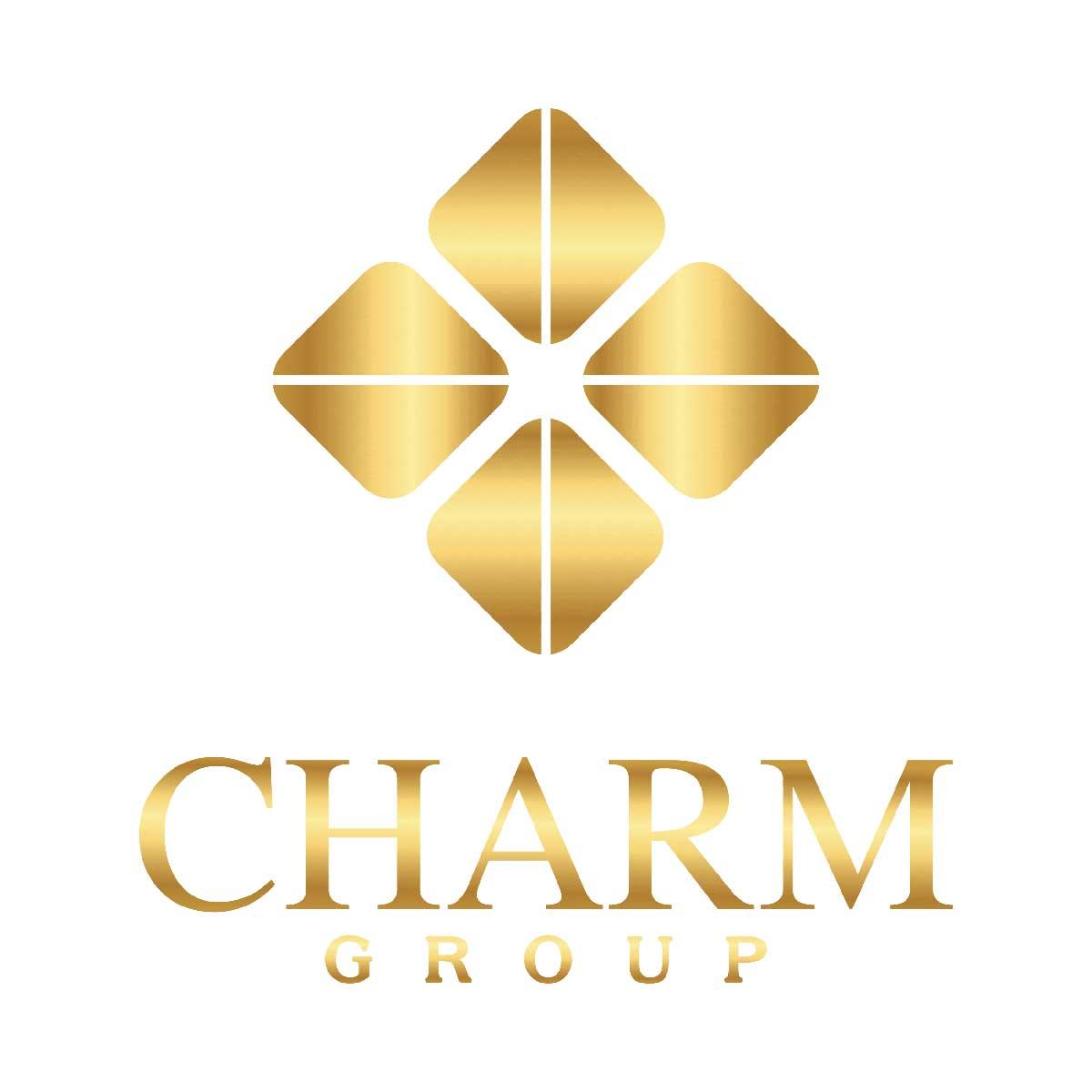 logo charm group - CHARM GROUP