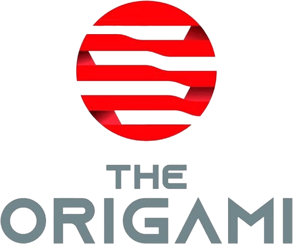 logo the origami - THE ORIGAMI