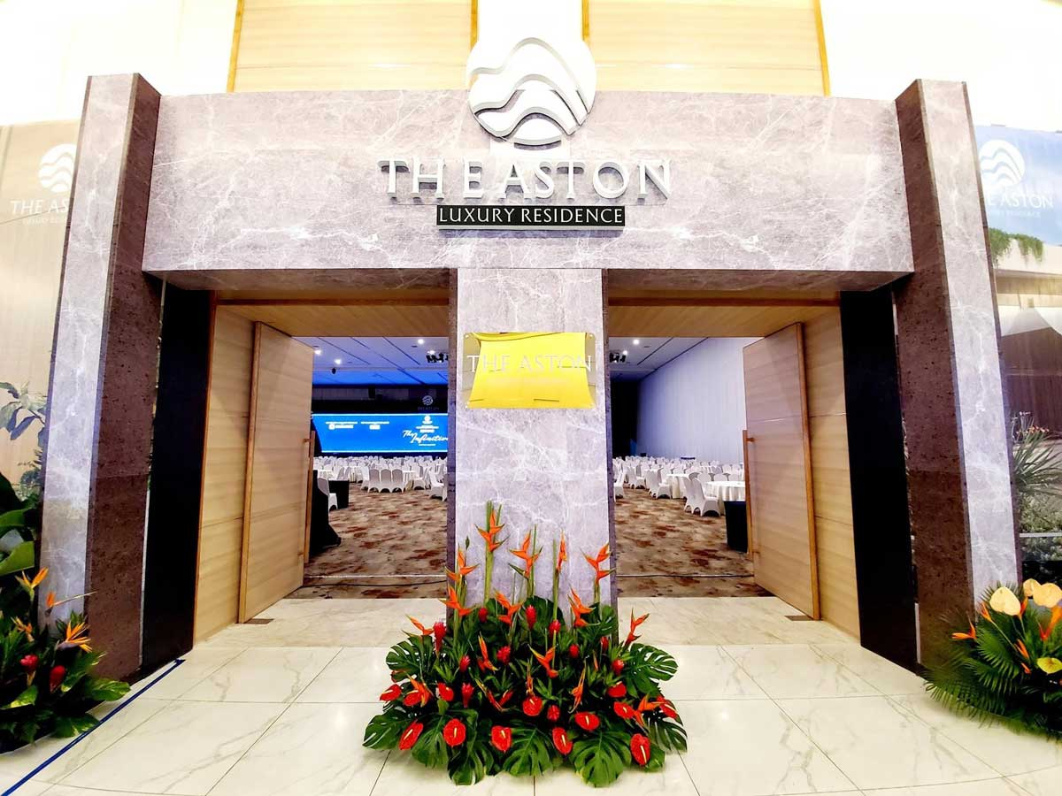 sanh adora mo ban du an the aston - Lễ Mở bán Dự án The Aston Luxury Residence Nha Trang