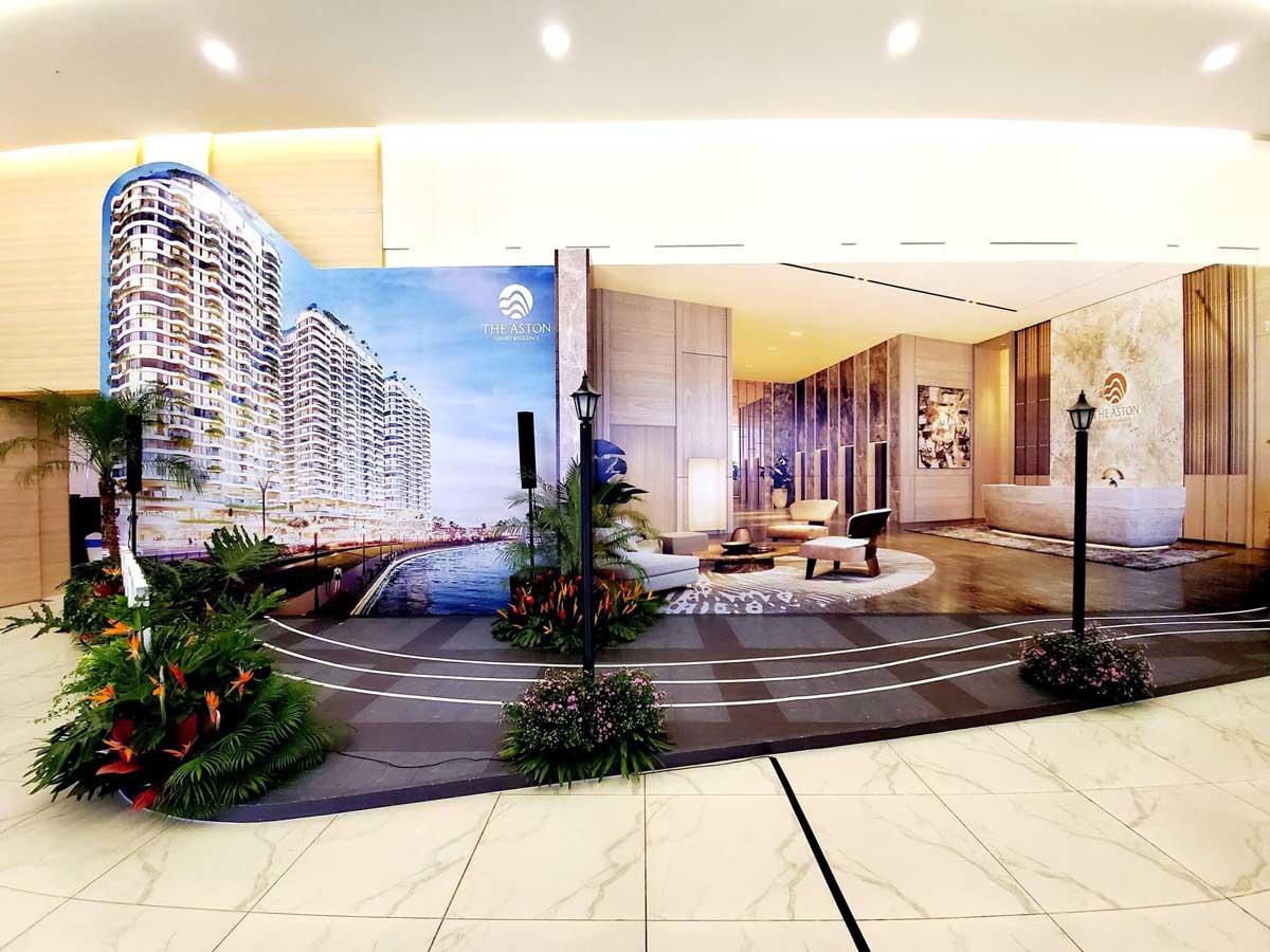 sanh don adora tai le mo ban the aston - Lễ Mở bán Dự án The Aston Luxury Residence Nha Trang