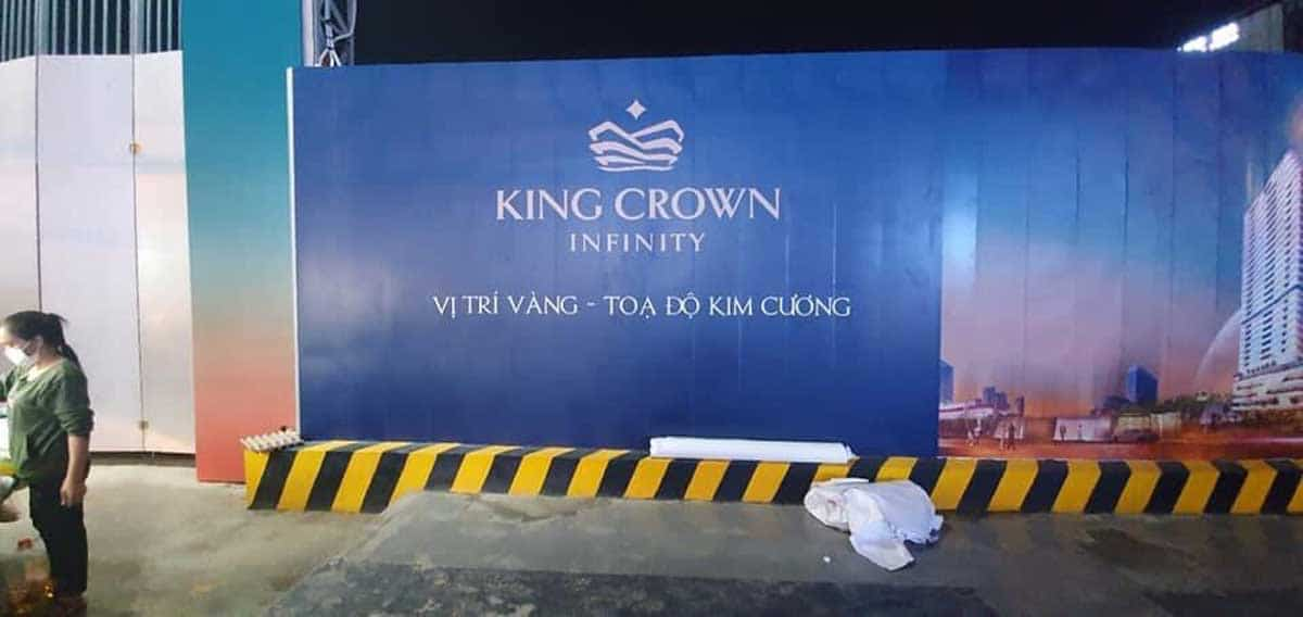 tien do thi cong du an king crown infinity thang 11 nam 2020 - KING CROWN INFINITY THỦ ĐỨC