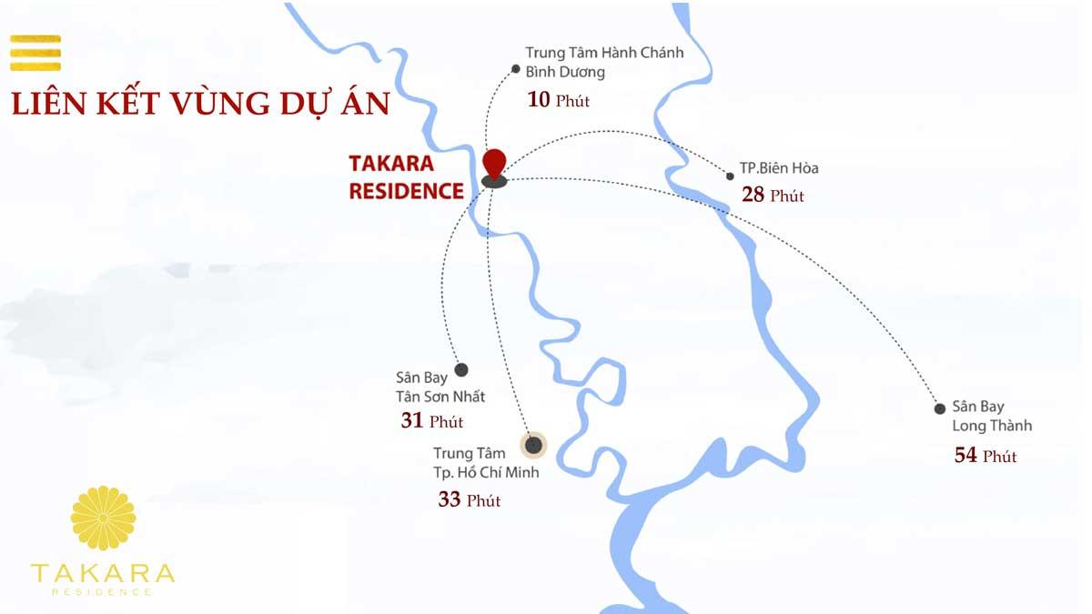 tien ich lien ket vung du an takara residence 1 - TAKARA RESIDENCE CHÁNH NGHĨA THỦ DẦU MỘT BÌNH DƯƠNG