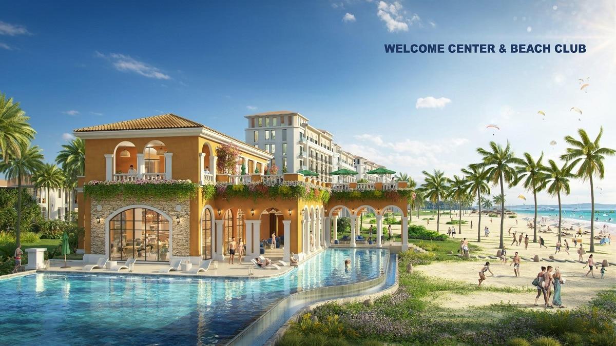 CENTER BEACH CLUB - Habana Island Hồ Tràm
