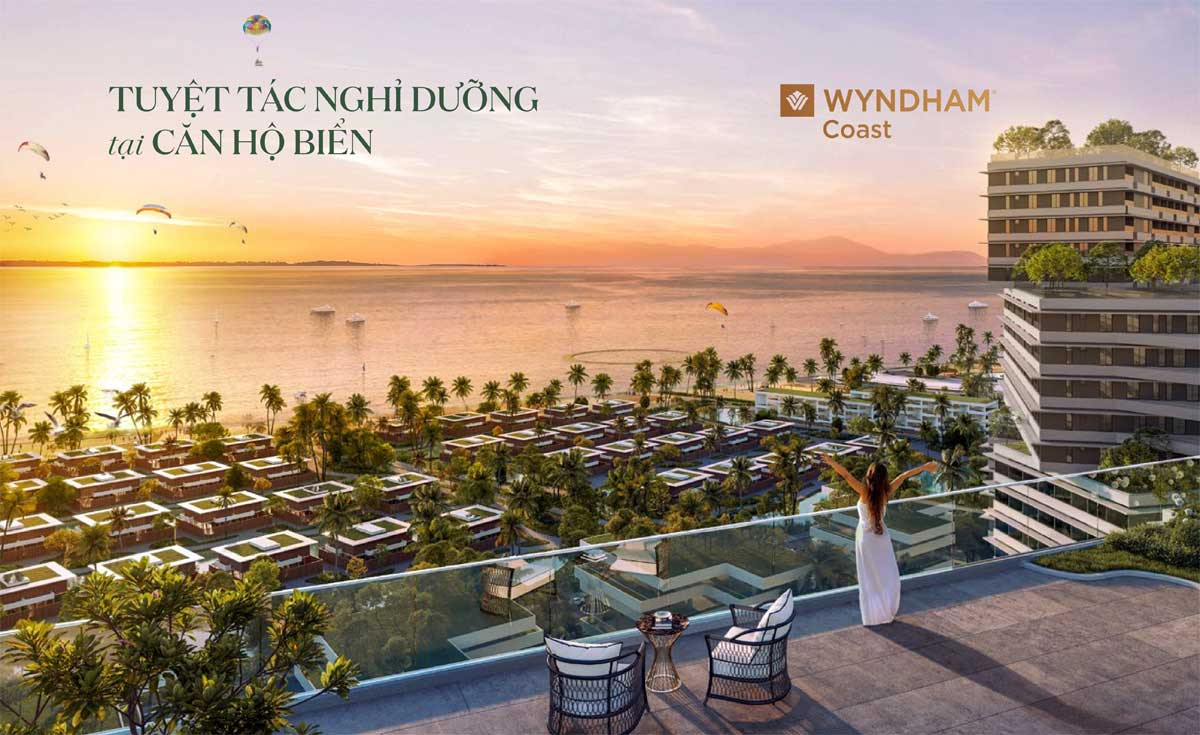 Can ho Wyndham Coast View Bien Phan Thiet - Wyndham Coast By Thanh Long Bay