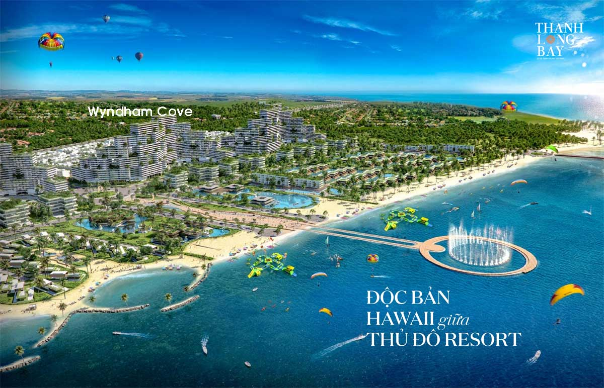 Can ho Wyndham Cove - Wyndham Cove By Thanh Long Bay