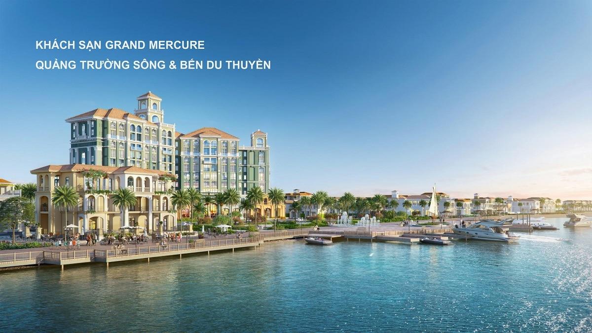 KHACH SAN GRAND MERCUREQUANG TRUONG SONG BEN DU THUYEN - Habana Island Hồ Tràm