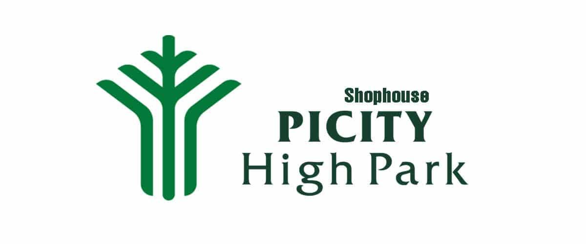 Logo Shophouse Picity High Park - Shophouse Picity High Park
