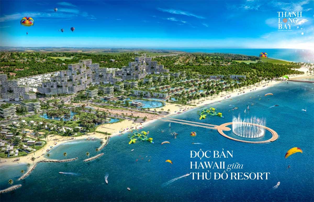Tien ich Phan khu can ho bien Thanh Long Bay - Wyndham Coast By Thanh Long Bay