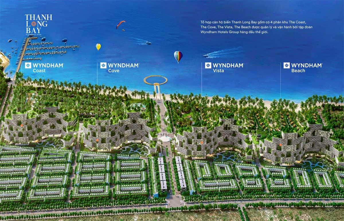 Tong the Phan khu can ho bien Thanh Long Bay - Wyndham Coast By Thanh Long Bay