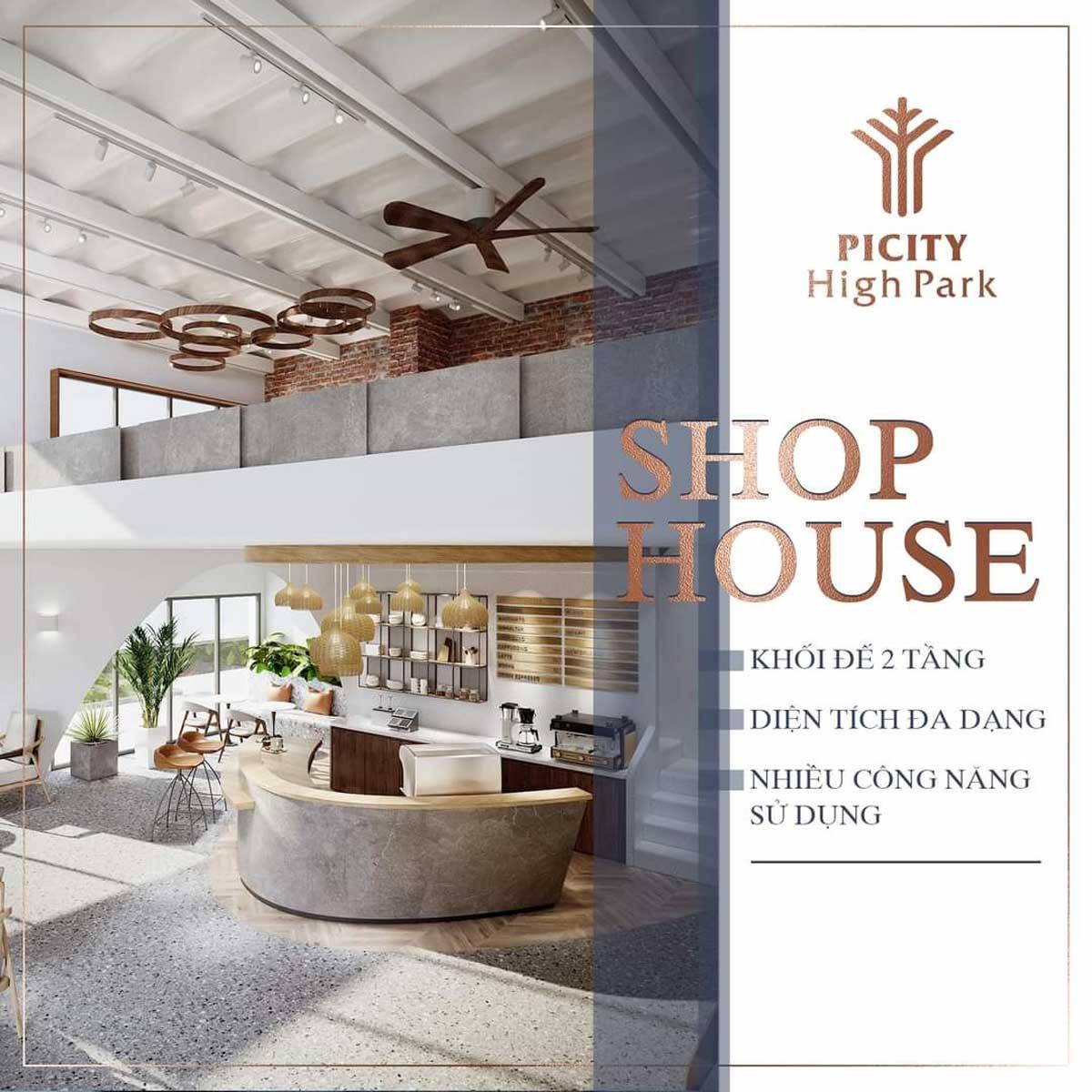 shophouse picity 1 - Shophouse Picity High Park