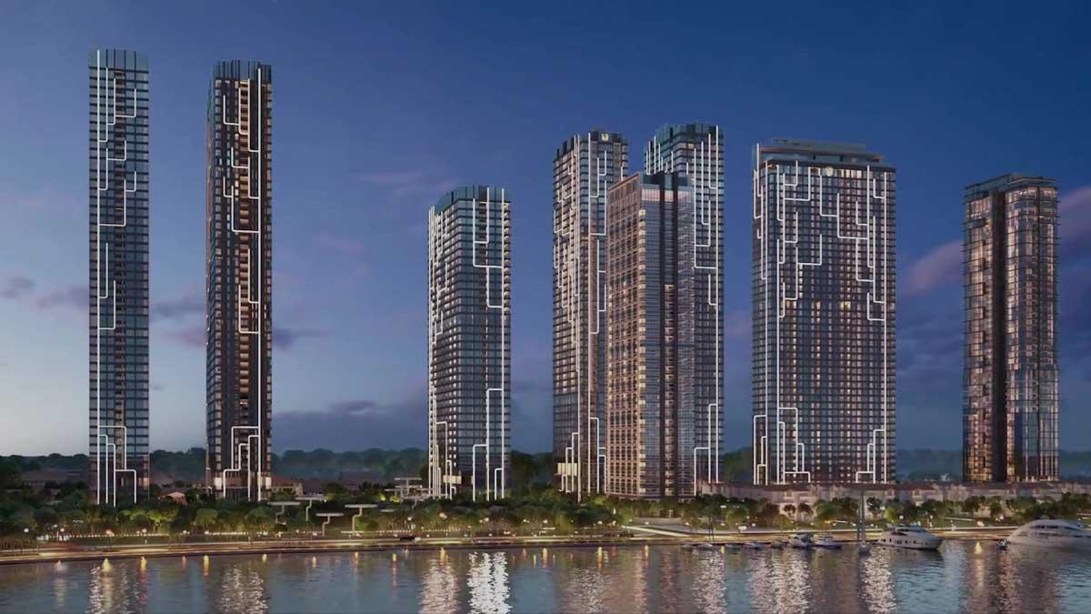 Can ho Grand Marina SaiGon - MARRIOTT INTERNATIONAL