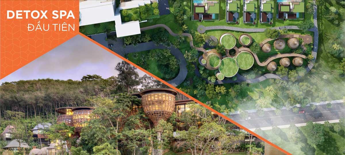 Detox Spa dau tien tai Hyatt Regency Ho Tram Residences - Hyatt Regency Ho Tram Residences