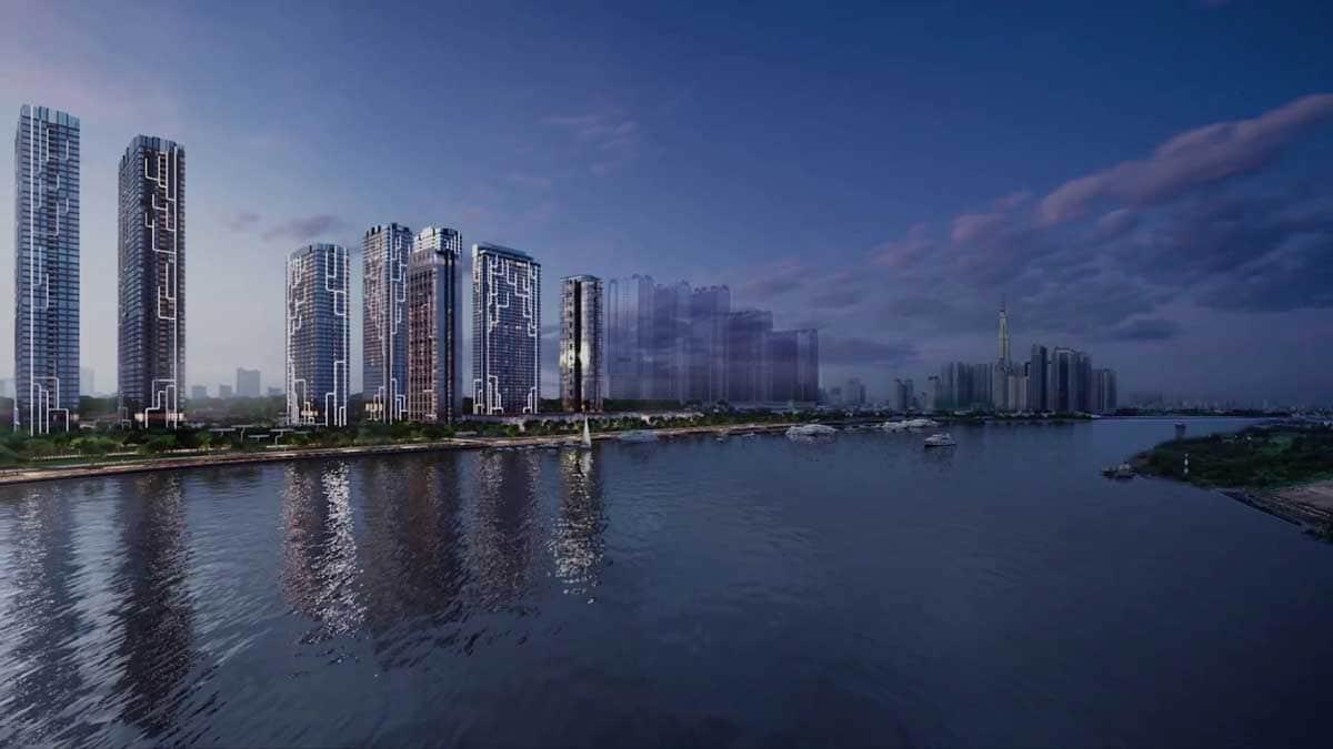 Du an Grand Marina SaiGon 1 - GRAND MARINA SAIGON QUẬN 1