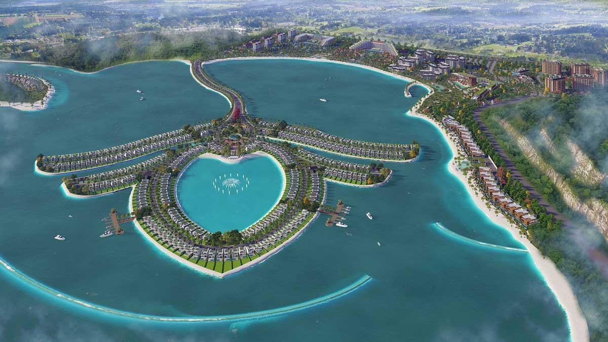 Du an Selavia Bay Phu Quoc hinh hoa sen - Dự-án-Selavia-Bay-Phú-Quốc-hình-hoa-sen