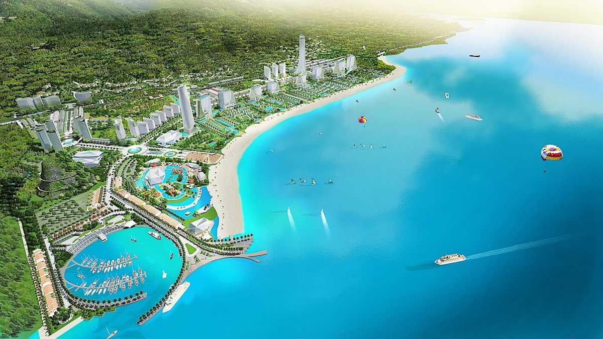 Du an Vega City Van Don Quang Ninh - VEGA CITY VÂN ĐỒN QUẢNG NINH