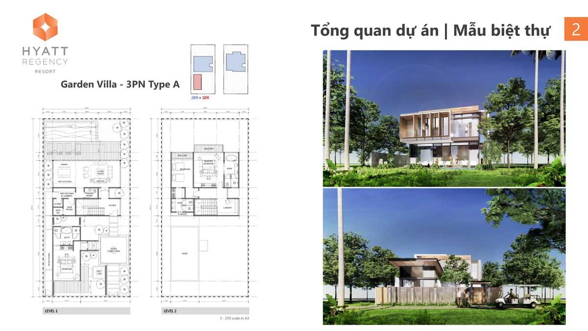 Garden Villa 3 Phong Ngu Hyatt Regency Ho Tram Residences - Hyatt Regency Ho Tram Residences