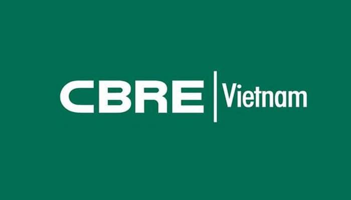 Logo CBRE Viet Nam - Logo CBRE Việt Nam