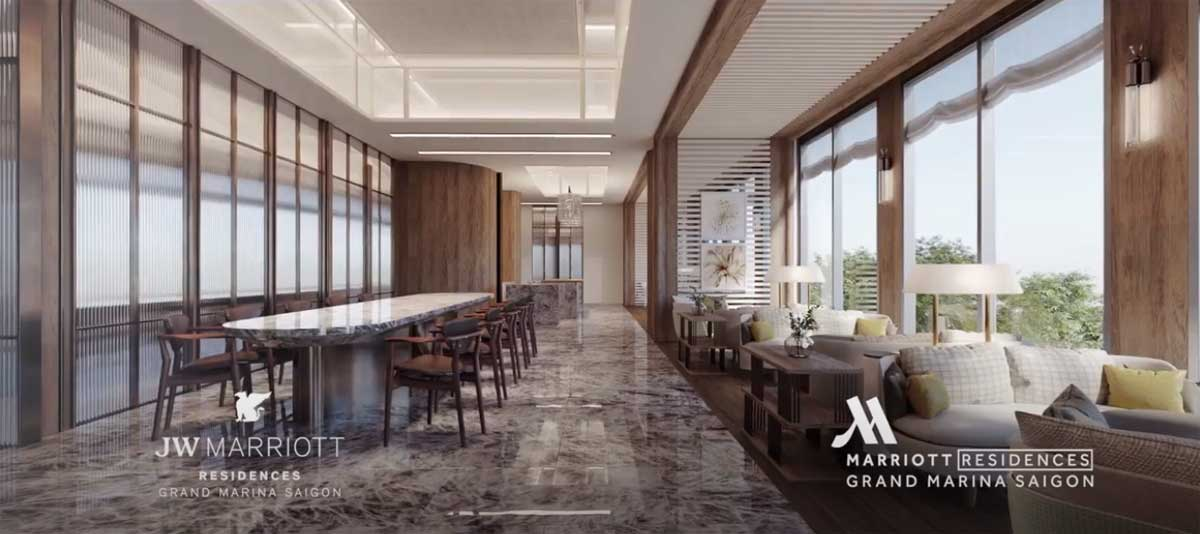 Noi that Can ho Grand Marina SaiGon JW Marriott - GRAND MARINA SAIGON QUẬN 1