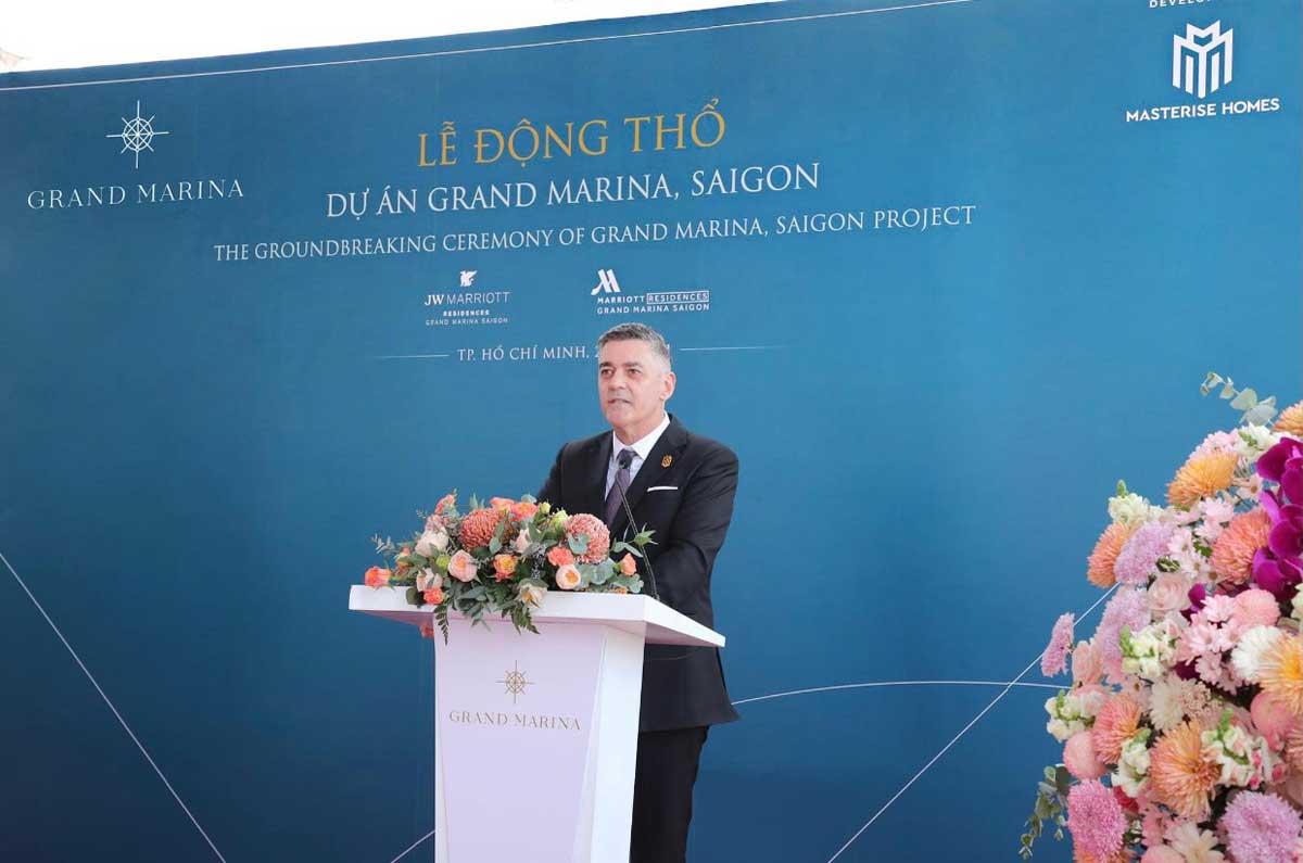 Ong Shawn Hill Pho Chu tich Cap cao Marriott International - Ông-Shawn-Hill-Phó-Chủ-tịch-Cấp-cao-Marriott-International