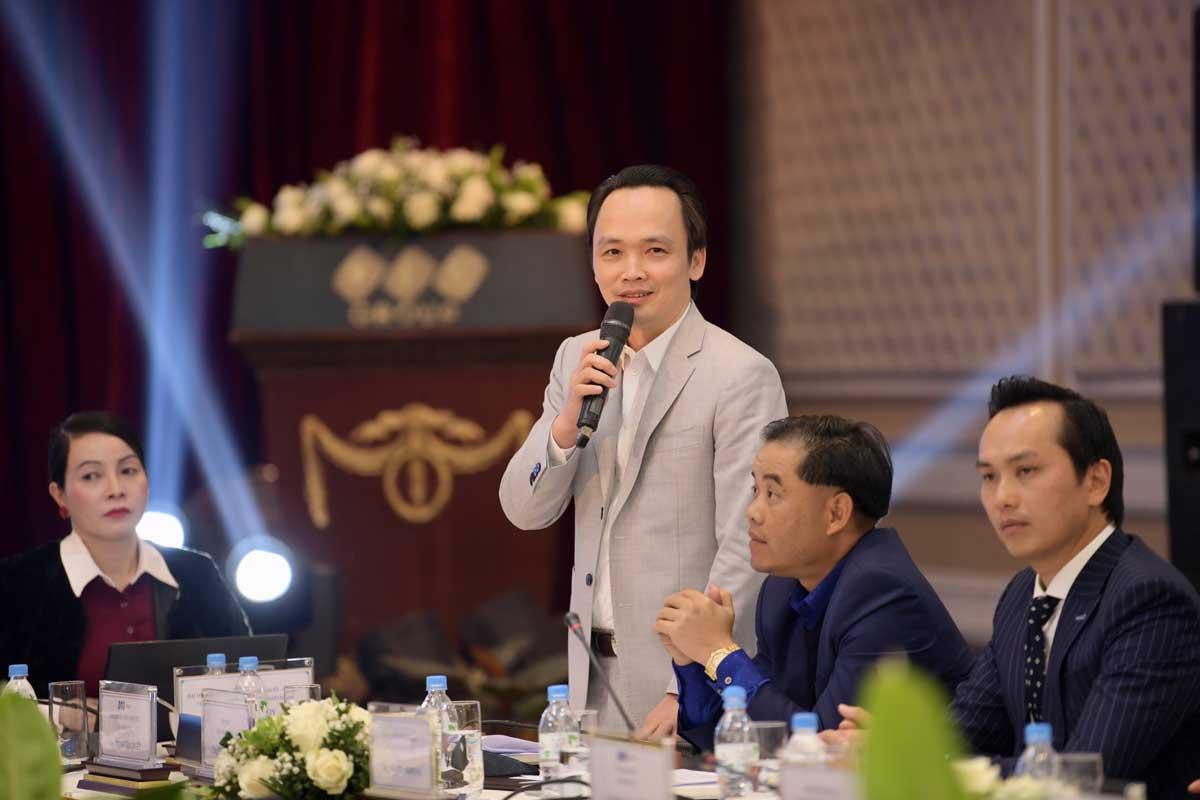 Ong Trinh Van Quyet Chu tich Tap doan FLC. - Cập nhật Thông tin Thị trường Bất động sản Năm 2021